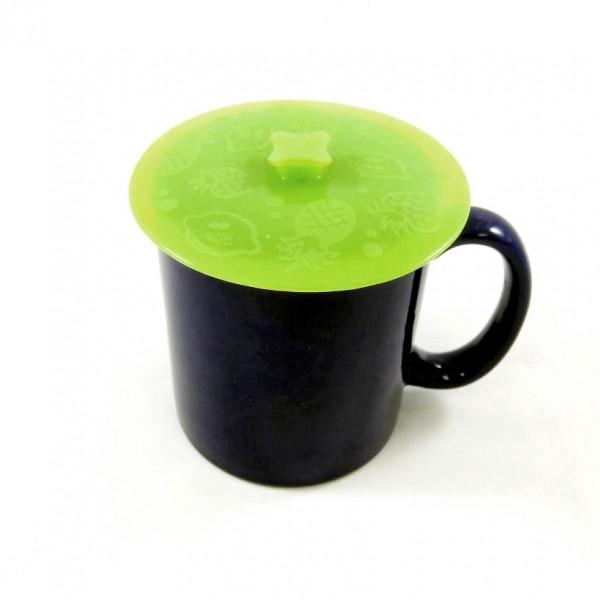 Gl Coffee Mug With Lid Drinker