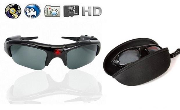 392d613a95 Γυαλιά ηλίου κρυφή κάμερα καταγραφικό
