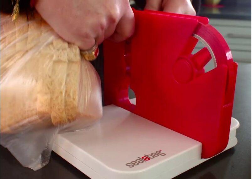 Συσκευή για το σφράγισμα πλαστικής σακούλας b40564943ef